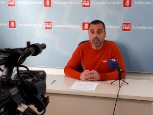 Juan Antonio Pizarro rueda de prensa