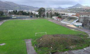 Foto Ciudad Deportiva empantanada