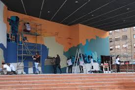 herriko plaza mural