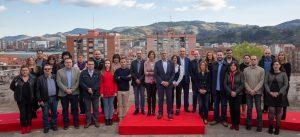 Foto candidatura PSE-EE Barakaldo 2019